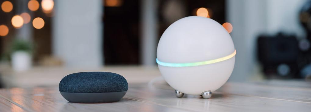 Homey и Google Assistant